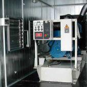 Система гарантированного электроснабжения административного здания  отделения СБ РФ № 8609