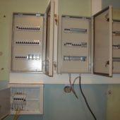 Шкафы автоматики  дизель-генератора