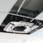 Система вентиляции и кондиционирования здания