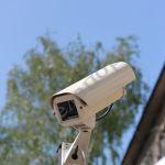 Охранное уличное видеонаблюдение