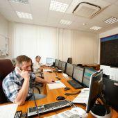 Строительство здания диспетчерского корпуса в Смоленском городском РЭС