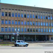 Система контроля доступом проходных  ОАО «Смоленский авиационный завод»